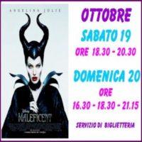 Maleficent 2 ad Avigliana