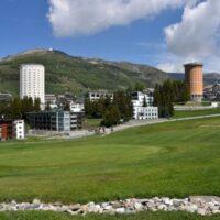 Inaugurazione struttura Alpini a Sestriere
