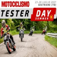 Tester Day Summer a Sestriere