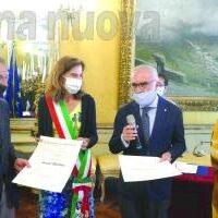 Condove: migranti e accoglienza, Donatella Giunti è Cavaliere