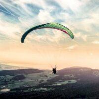 Volo con parapendio in Valle di Susa