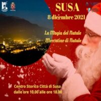 La magia del Natale a Susa